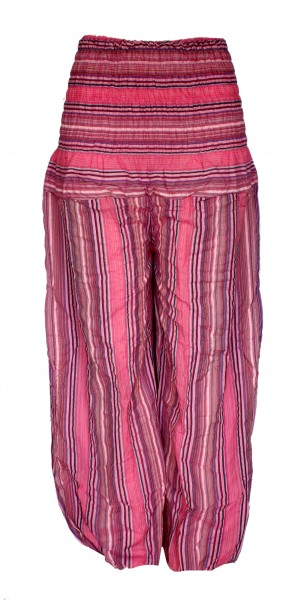 Bloomers Baggy Pants Stripes Stretch
