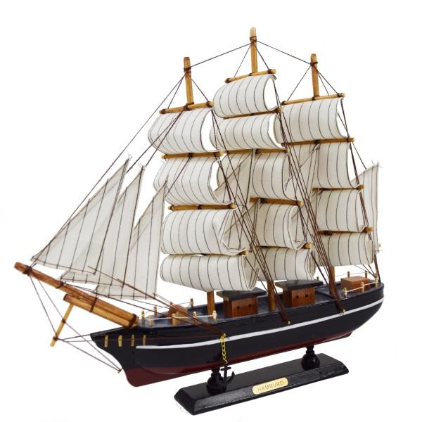 "Segelschiff ""M"" Modellschiff Dekoration Schiff Maritim"