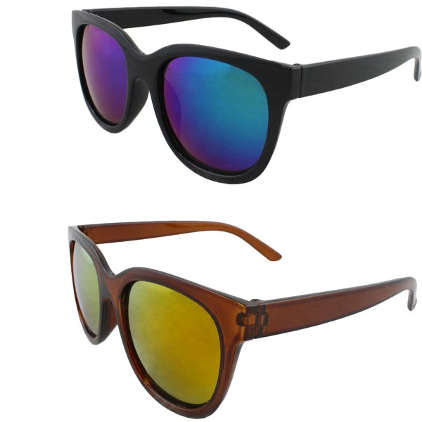 Sale: 12 Sun Glasses Agent Mirrored Fun Eyewear