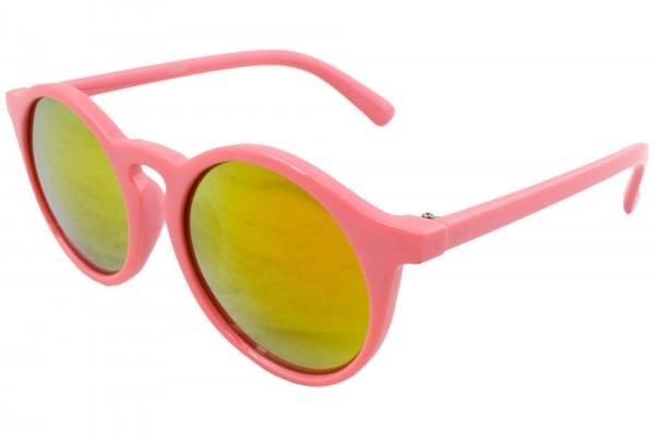 Sun Glasses Mirrored Round Summer Fun