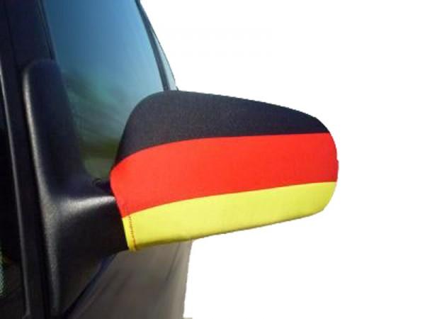 "2 Pieces ""Car Mirror Flags"" Fan Worldcup Football Flag"