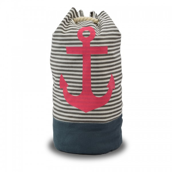 """XL Sea Bag Anchor """"Sebastian"""" Bag Backpack"""