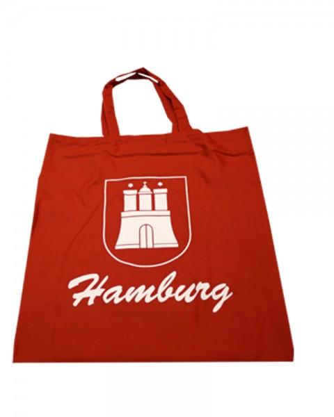 "Stoffbeutel ""Hamburg"" Jutebeutel HH Reeperbahn Shopper"