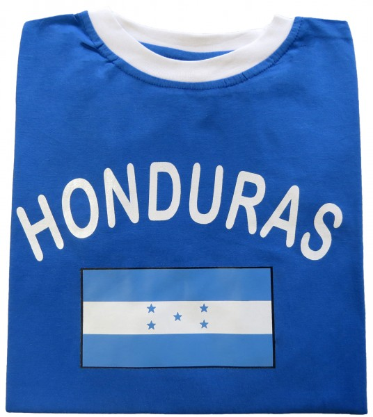 "Fan-Shirt ""Honduras"" Unisex Football Worldcup T-Shirt Men"