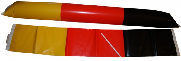 2 Pieces Balloon Sticks Germany Worldcup Football Clapping