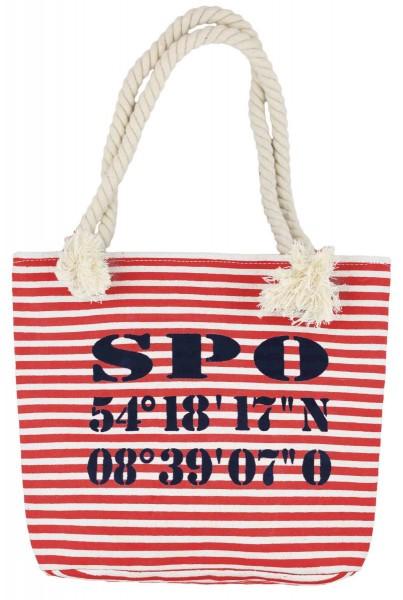 "XS Shopper ""St. Peter Ording"" Shopping Bag"