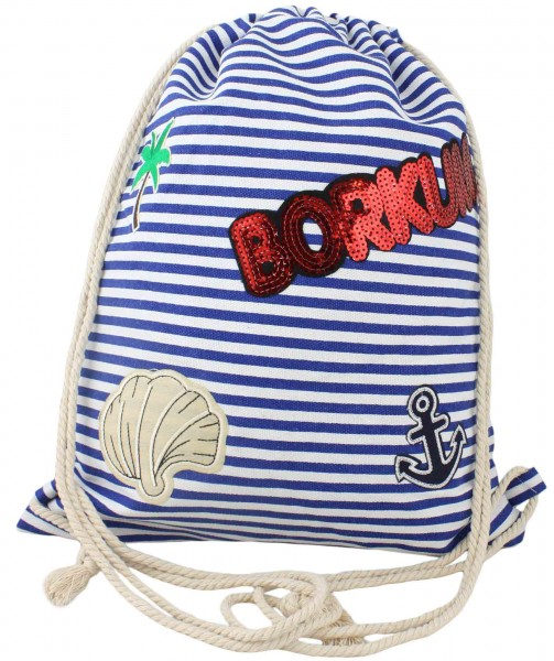 "Patch Backpack ""Borkum"" Bag Patches"