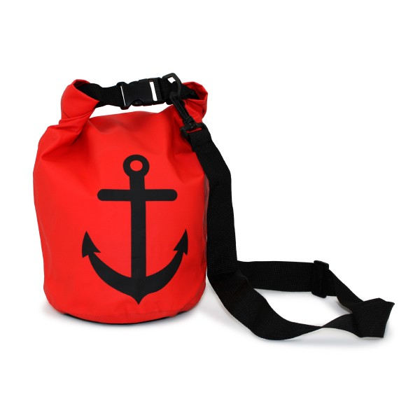 5 Liter Duffel Bag Anchor Waterproof Dry Bag Survival Bag