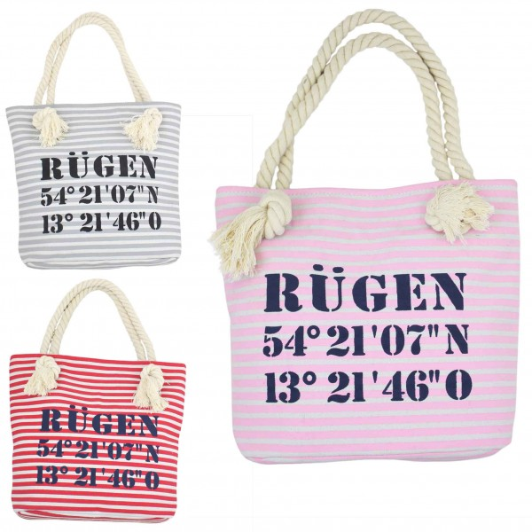 "Sale:20 XS Shopper ""Rügen"" Shopping Bag"