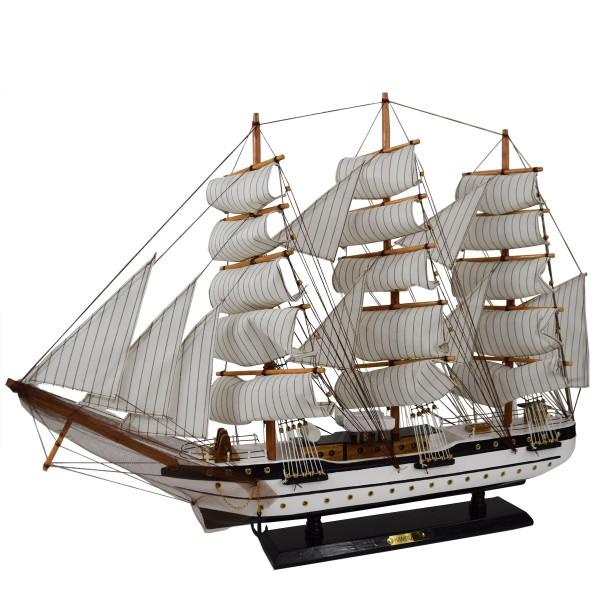 """Segelschiff """"XL"""" Schiffsmodell Dekoration Schiff Maritim"""