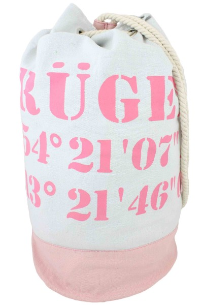 "XL Seesack ""Rügen"" Marinesack Bag Maritim"
