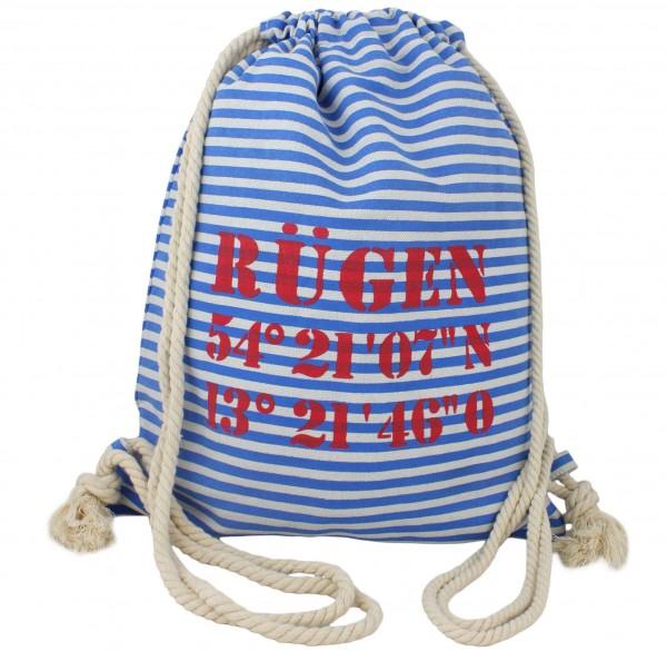 """City Rucksack """"Rügen"""" Tasche Bag Backpack Maritim"""