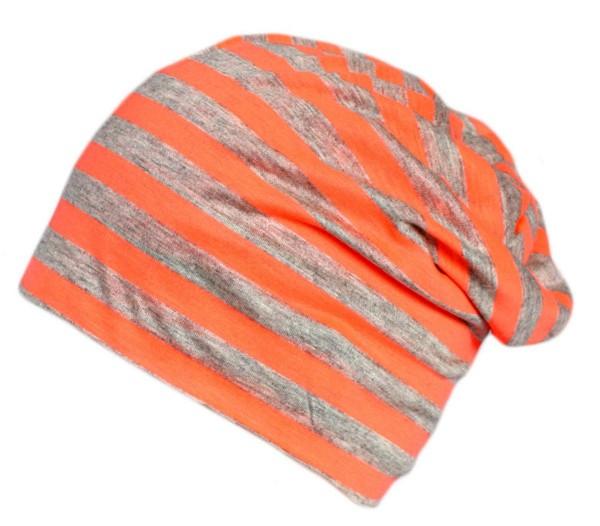 "Beanie Slouch ""Stripes"" Unisex Jersey"
