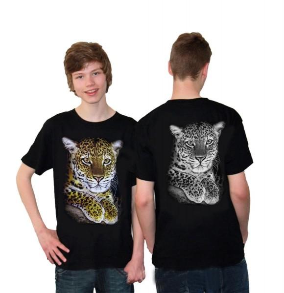 "T-Shirt ""Fantasy"" Skull Biker Rocker Indian Eagle Cotton"