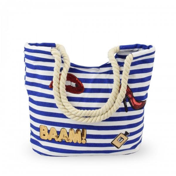 "Patch Shopper ""BAAM"" Tasche Tragetasche Bag"