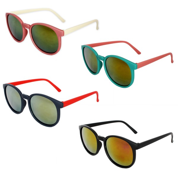 Sale: 12 Sun Glasses Mirrored Summer Party