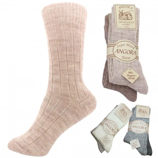 Assortment 60 Pairs Angora Socks Ecological Wool Warm