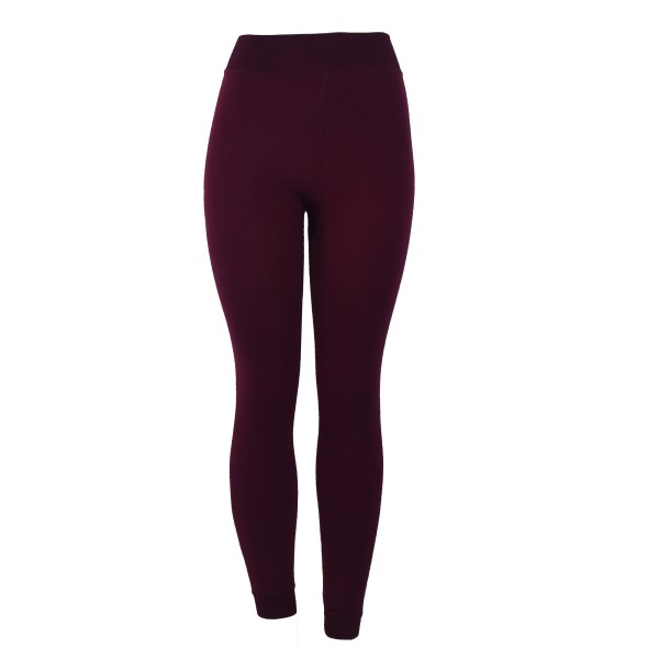 "Leggins ""Teddy Fur"" Unicolor Polyester Women"