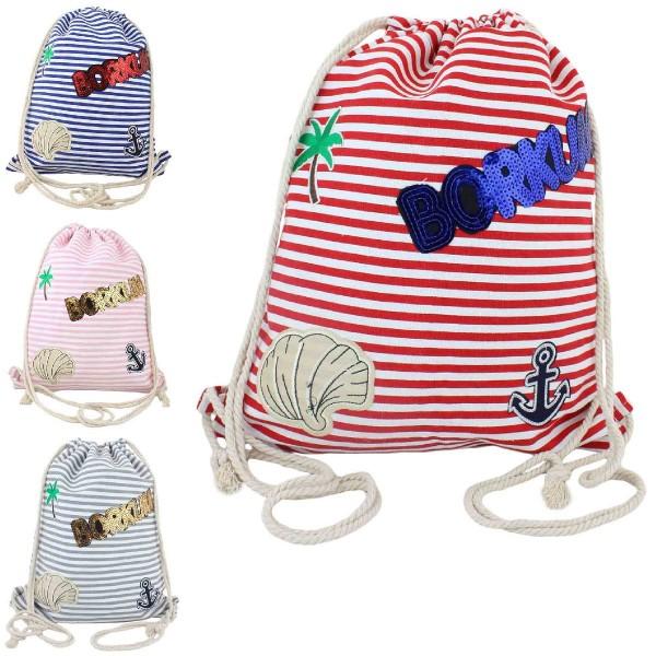 "Sale: 10 Patch Backpacks ""Borkum"""