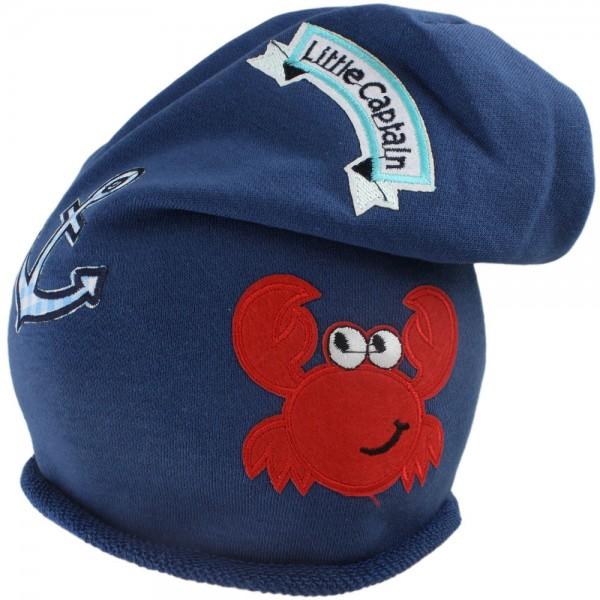 "Beanie Child ""Crab"" Captain Anchor Maritime Patches"