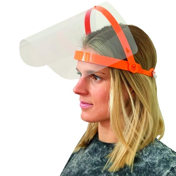 Gesichtsschutz aufklappbar Visier Mundschutz Gesichtsmaske