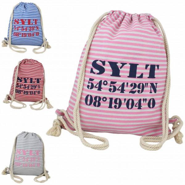 """Sale: 10 City Backpacks """"Sylt"""""""