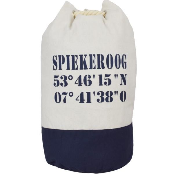 "XL Seesack ""Spiekeroog"" Marinesack Bag Maritim"