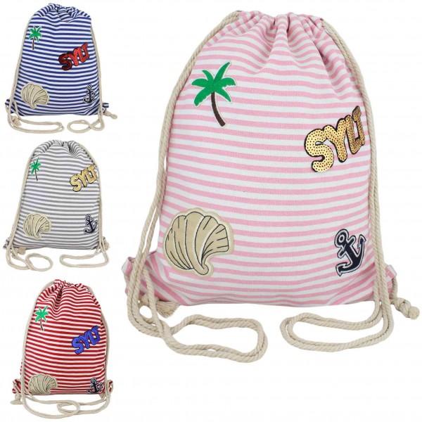 "Sale: 10 Patch Backpacks ""Sylt"""