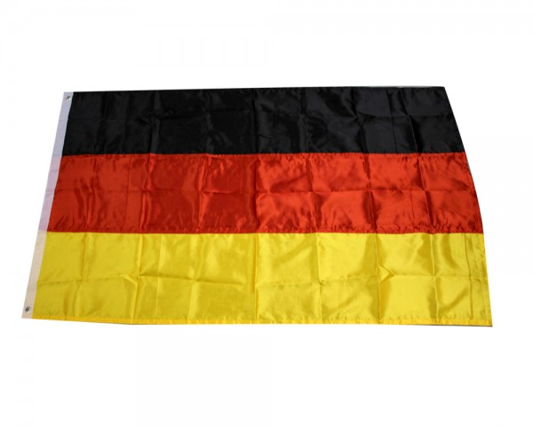 "XL Flag ""Germany"" Worldcup Football Satin Shine"
