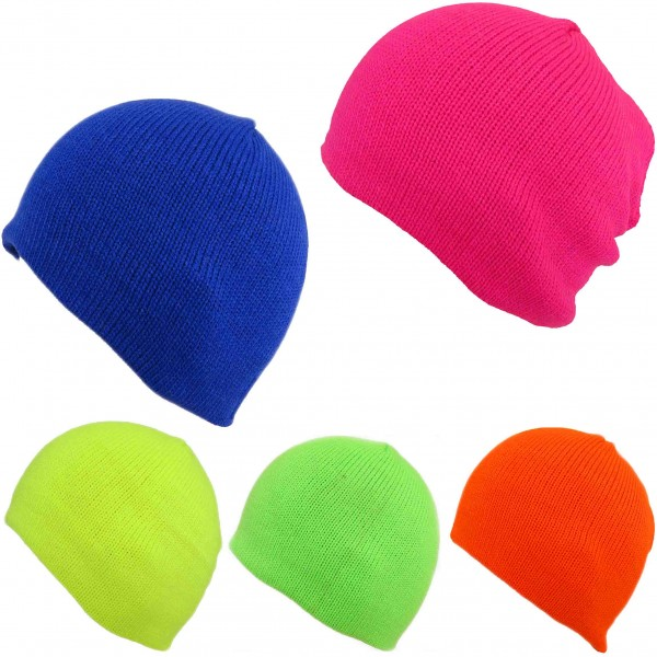"Assortment: 50 pcs Knitted hat ""UNI"" Winter Hat Unisex"