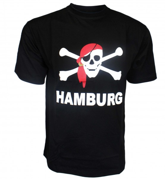 "Kids T-Shirt ""Hamburg Pirate"" Cotton"