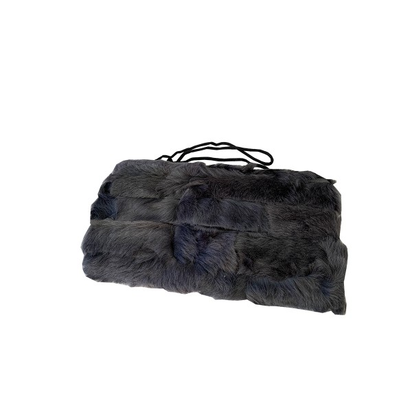 Muff Lambfur Pocket Bag Cord