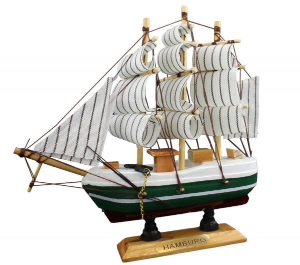 "Segelschiff ""XS"" Modellschiff Dekoration Schiff"