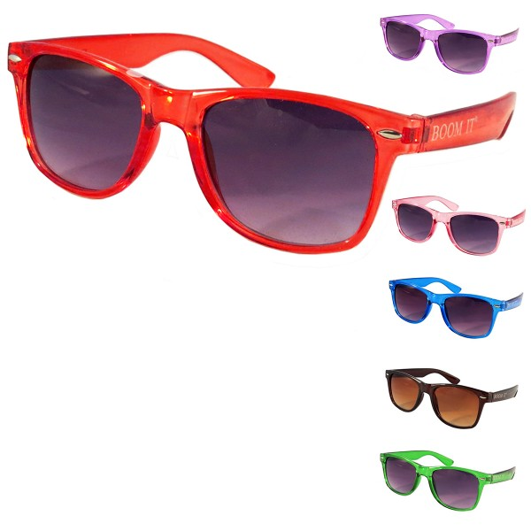 Sale: Sun Glasses Party Fun Clear