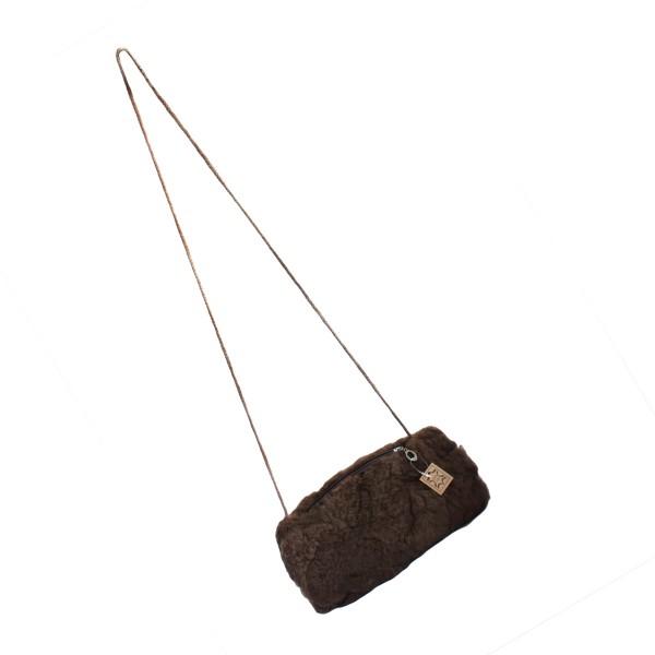 Muff Lambfur Pocket Bag Cord