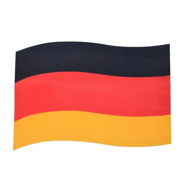 """Fan """"3D-Magnet Autoflagge"""" WM Fußball Außentür Länder"""