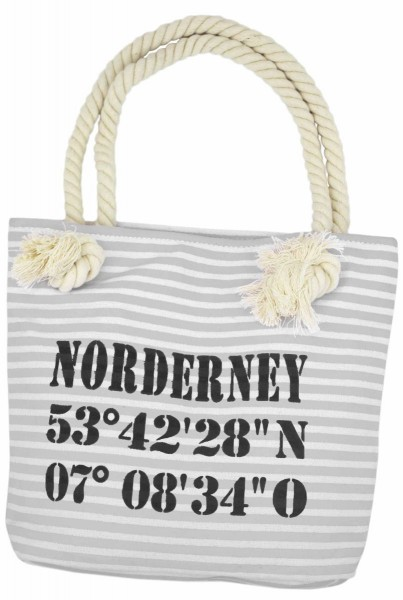 "Aktionssortiment: 20 XS Shopper ""Norderney"" Tasche"