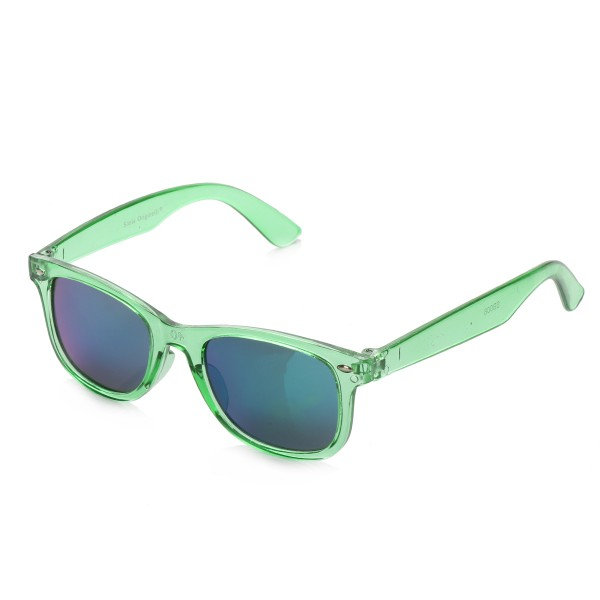 "Kids Sunglasses ""Kids Style"" Mirrored Glasses Transparent"