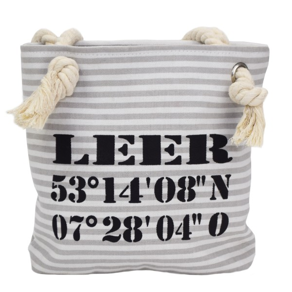 "Sale: 20 XS Shopper ""Leer"" Shopping Bag"