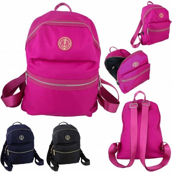"Sale: 10 Backpacks ""Clara"" Premium Microvelvet"