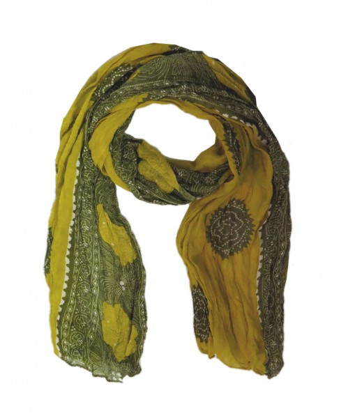 """Scarf Long """"India"""" Summer"""