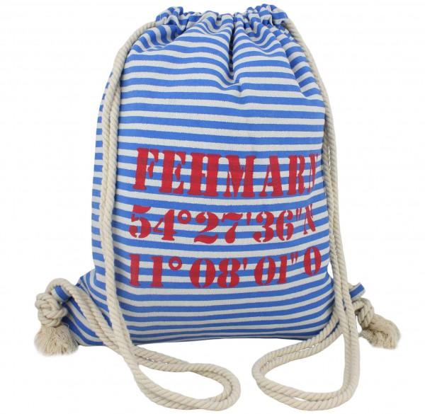 """City Backpack """"Fehmarn"""" Bag Gymbag"""
