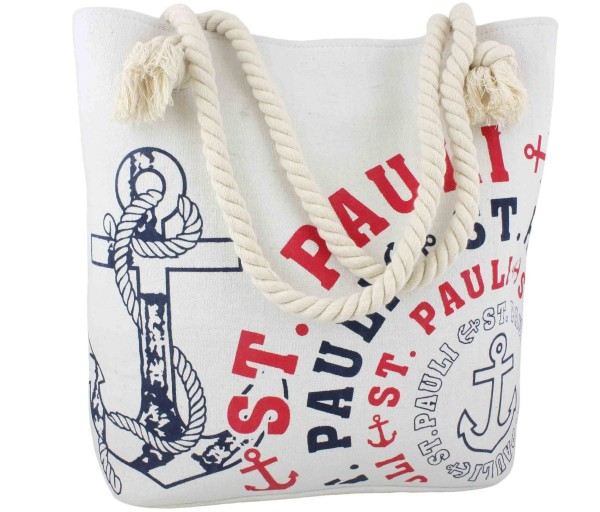 """City Shopper """"St.Pauli"""" Einkaufstasche Tasche Bag"""