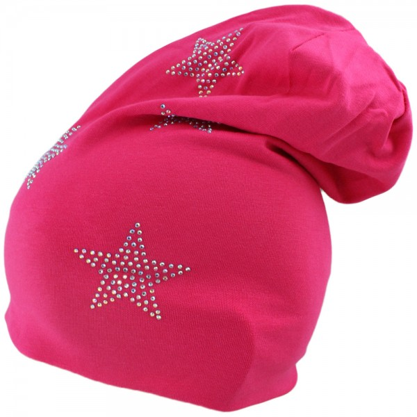 "Beanie Child ""Mini Stars"" Summer Rhinestones"