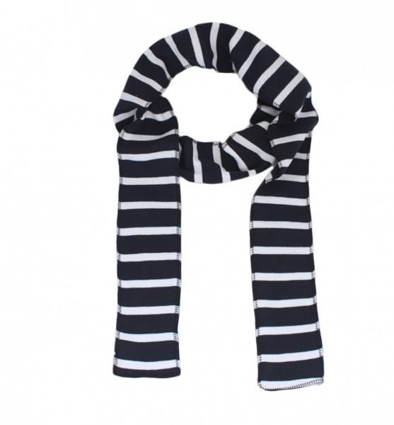 Schal Langschal Streifen Maritim Baumwolle