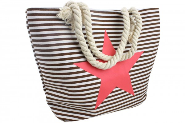 "Beach bag Star ""Laura"" Beachbag Shopper"