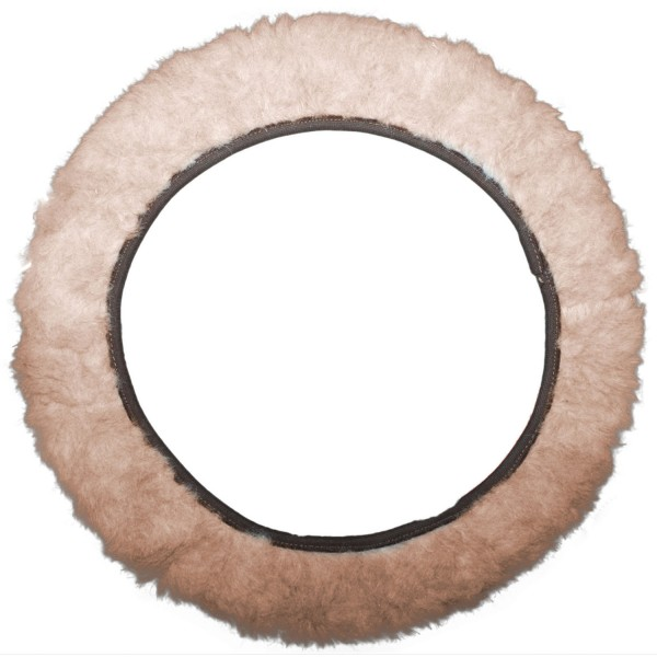 Wheel Cover Pure New Wool Car Winter