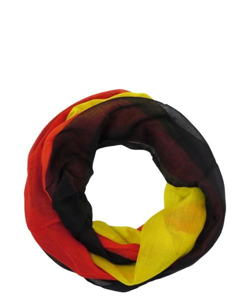 Schal Loop Deutschland USA Rundschal Fan Tuch WM