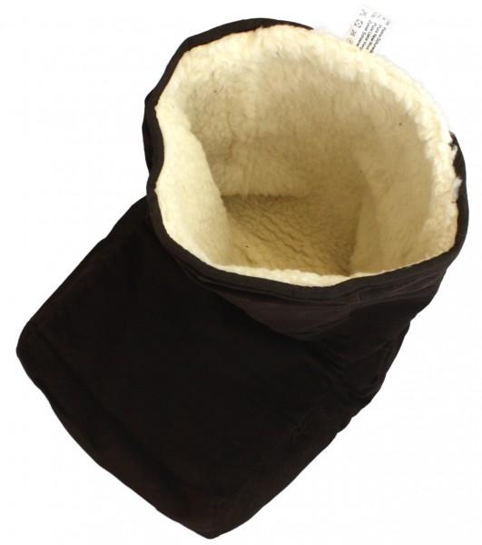 Foot Warmer Winter Wool Warm Cozy