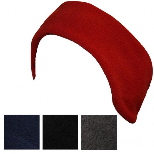 Aktionssortiment: 30 Stück Stirnband Unisex Ohrwärmer Winter Warm Grau Fleece